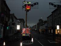 Christmas lighting installation services