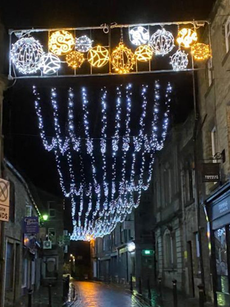 town centre christmas lights2